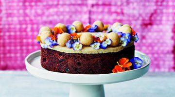 Modern Baker Simnel Cake