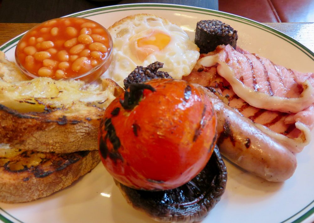 Pint Shop Oxford Brunch Review