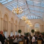 The Orangery at Blenheim Palace celebrates local producers