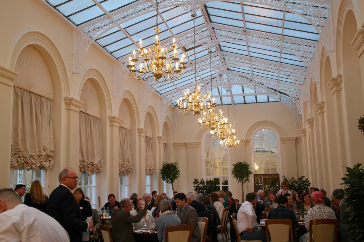 Producers Event at Blenheim Palace