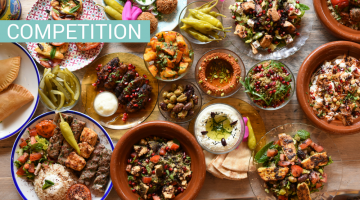 COMPETITION: Win a meal at Comptoir Libanais