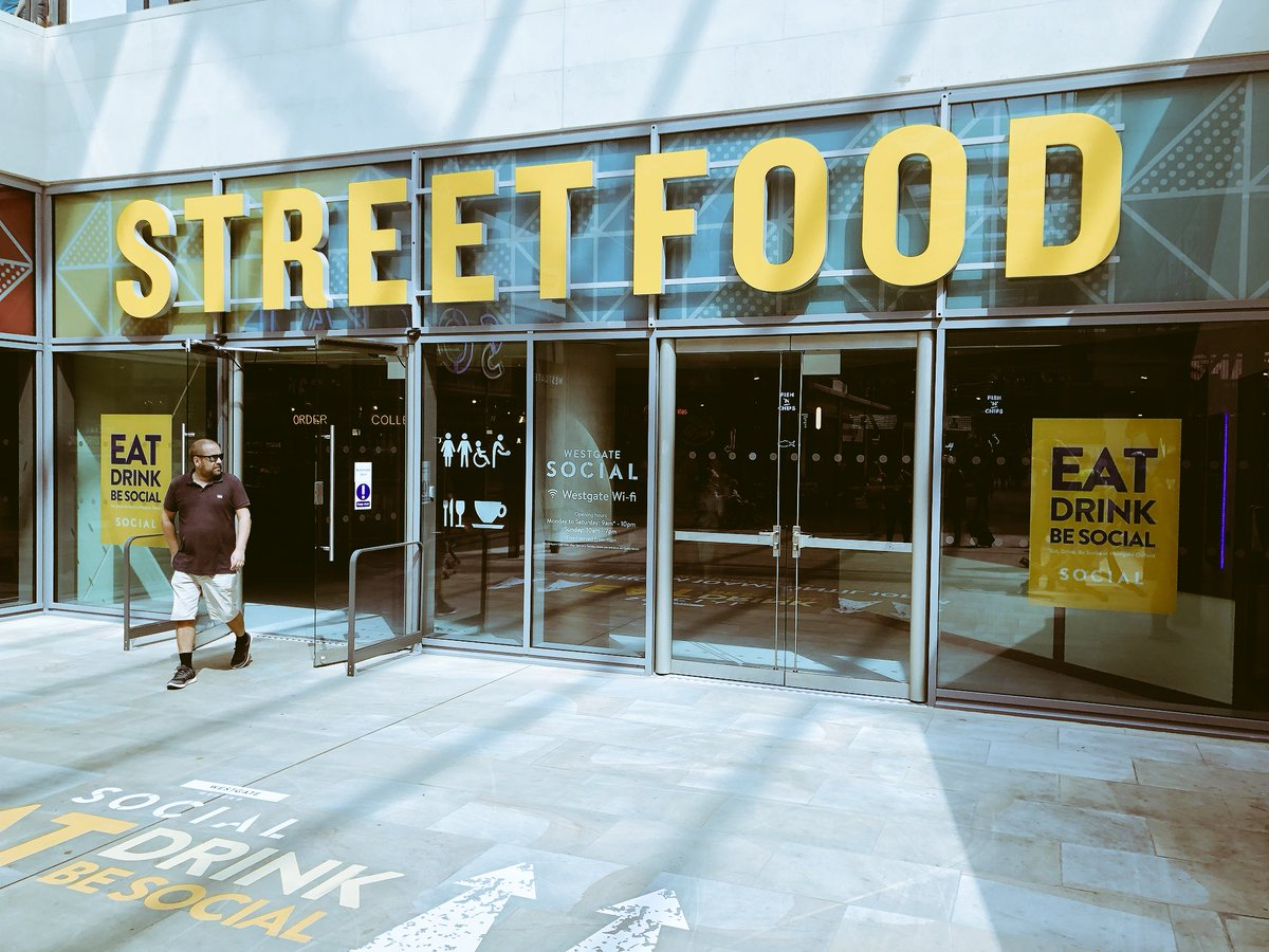 Westgate Social Street Food | Image Credit Ned's Noodle Bar.