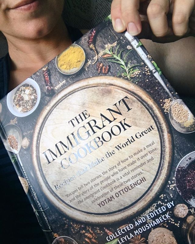 The Immigrant Cookbook | Image Credit Bitten Oxford