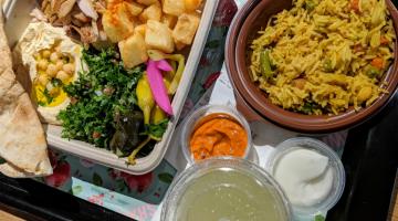 Westgate Social Street Food | Image Credit Bitten Oxford