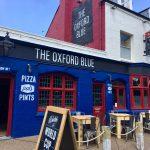 Restaurant Review: The Oxford Blue – Pizza, Pots & Pints