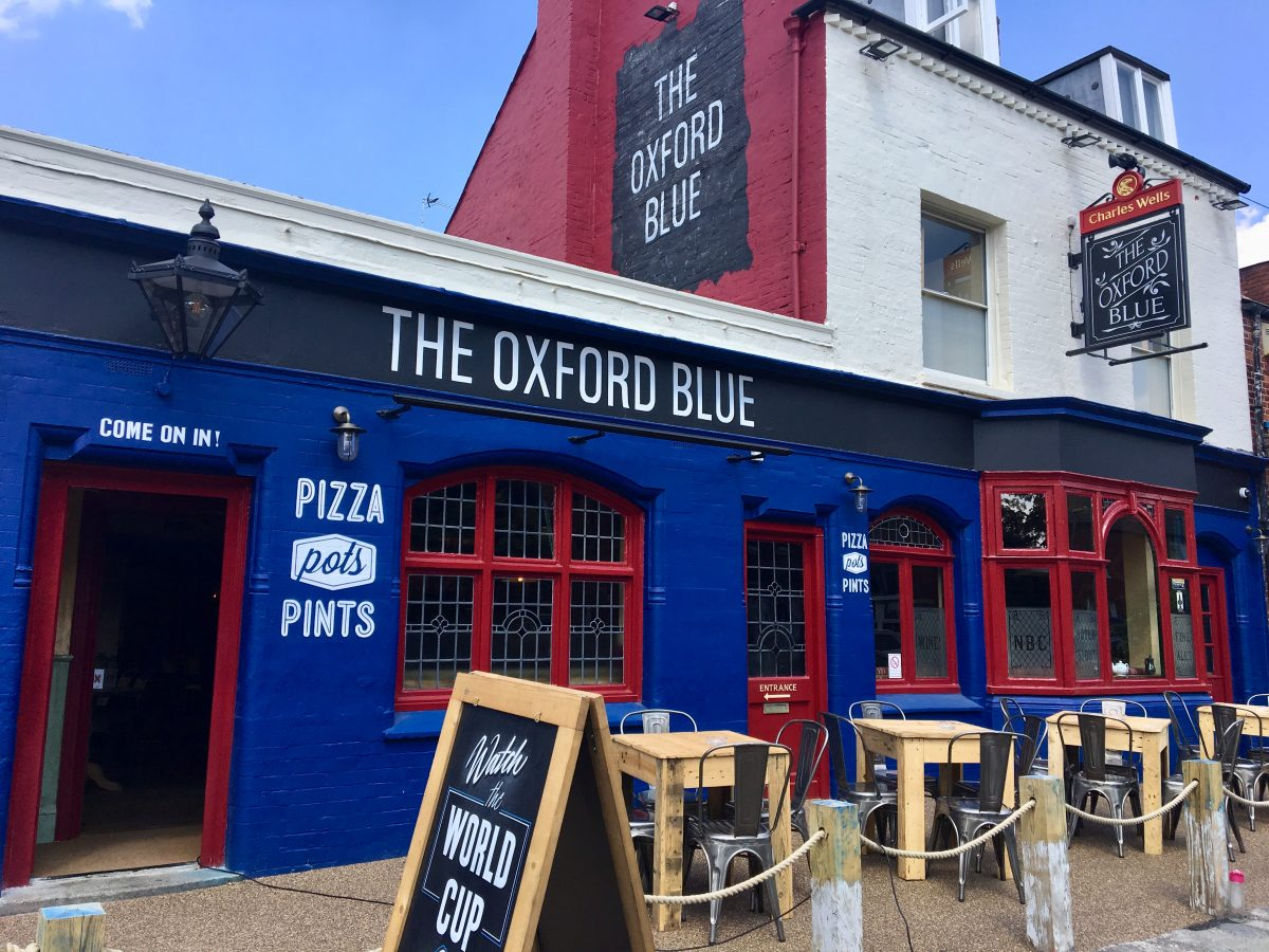 Oxford Blue | Image Credit Bitten Oxford