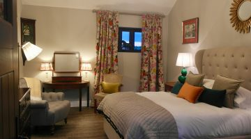 Preview: refurb & new en-suite rooms at The George Inn, Barford St Michael