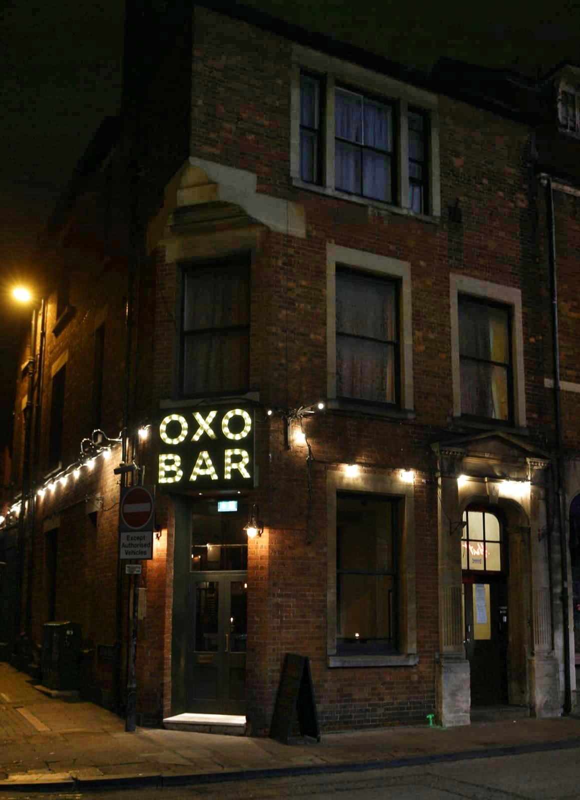 OXO Bar Oxford
