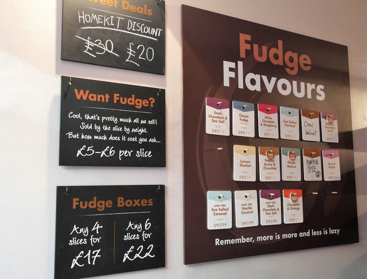 Fudge Kitchen | Image Credit Bitten Oxford