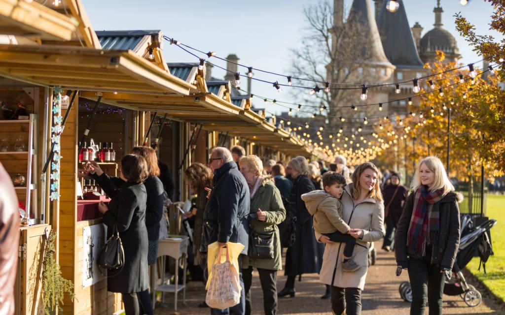 Waddesdon Manor Christmas Fair