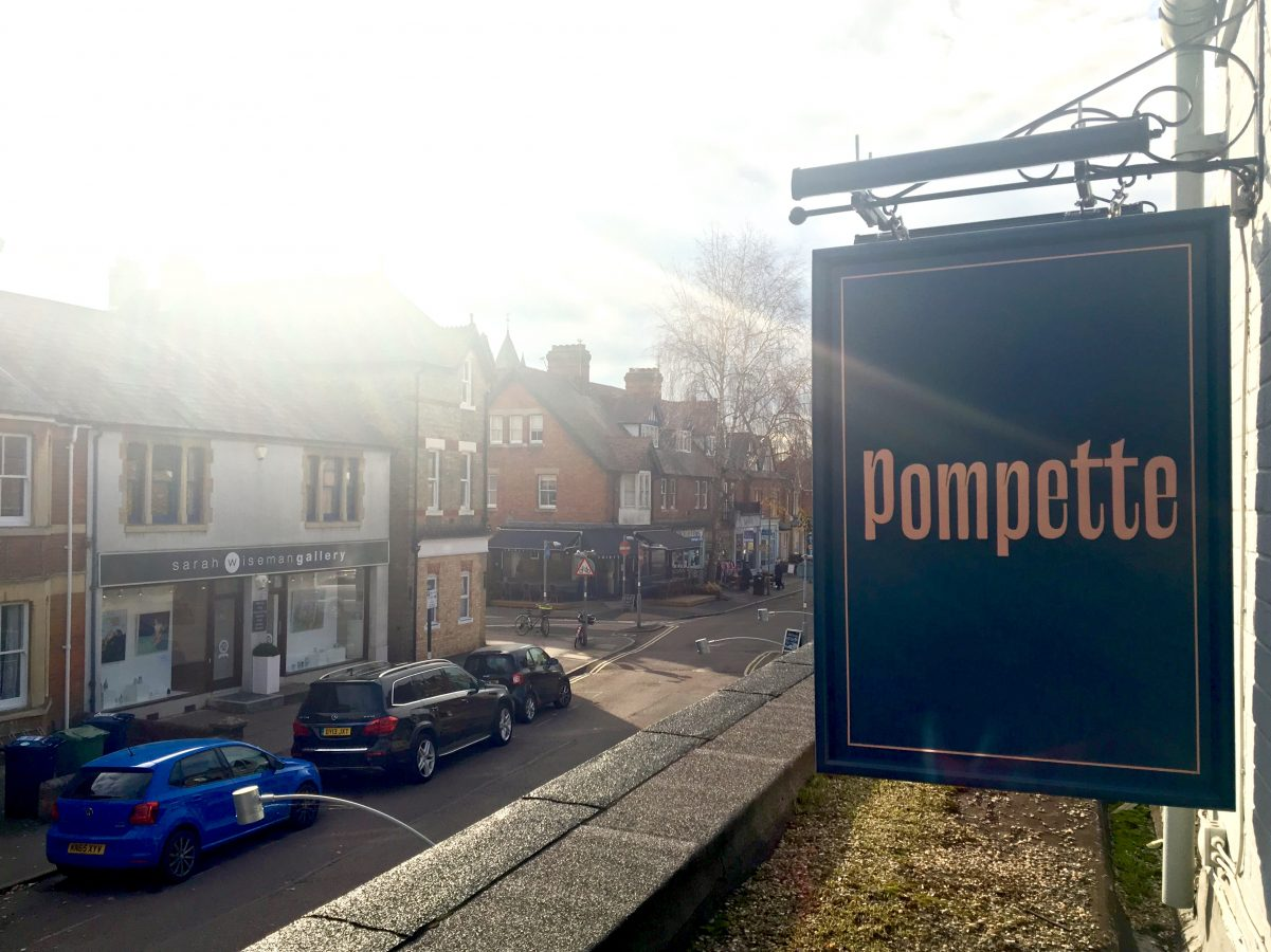 Pompette Summertown Oxford | Image Credit Bitten Oxford