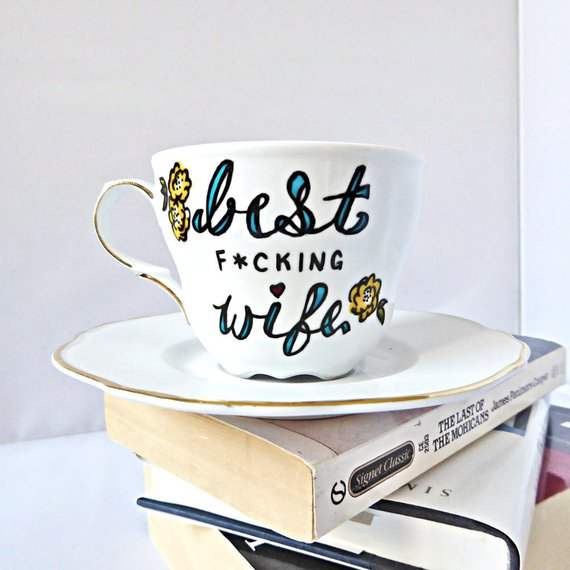 The 10 best sweary mugs on Etsy