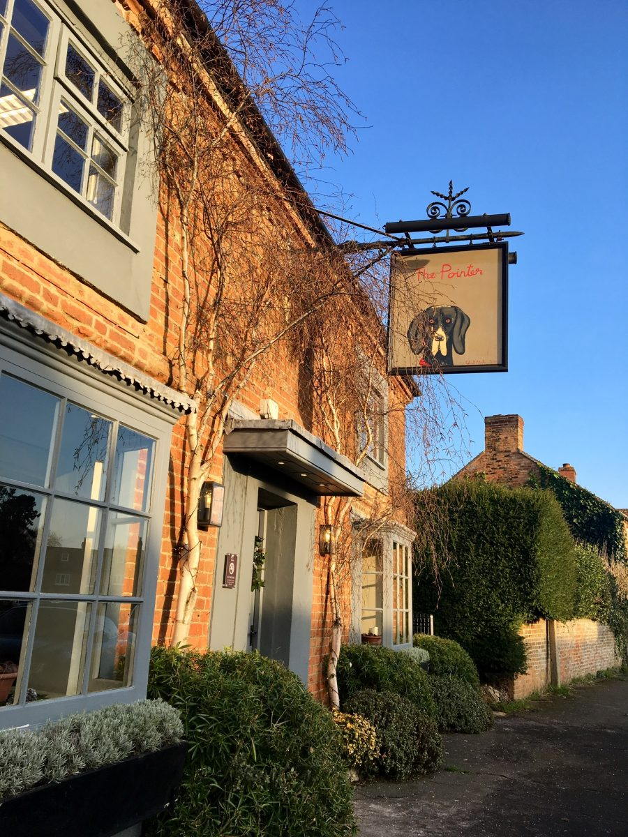 The Pointer, Brill | Image Credit Bitten Oxford