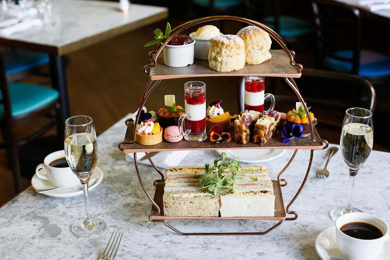Eynsham Hall Hotel Afternoon Tea