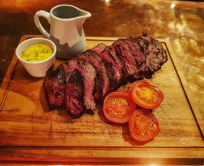 Porterhouse Grill & Rooms Chateaubriand