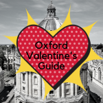 Oxford Restaurants: Valentine's Day 2019