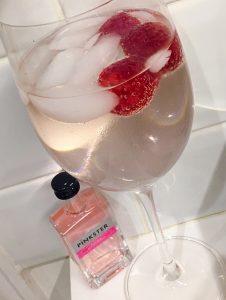 Bitten Gin Club - Pinkster | Image Bitten Oxford