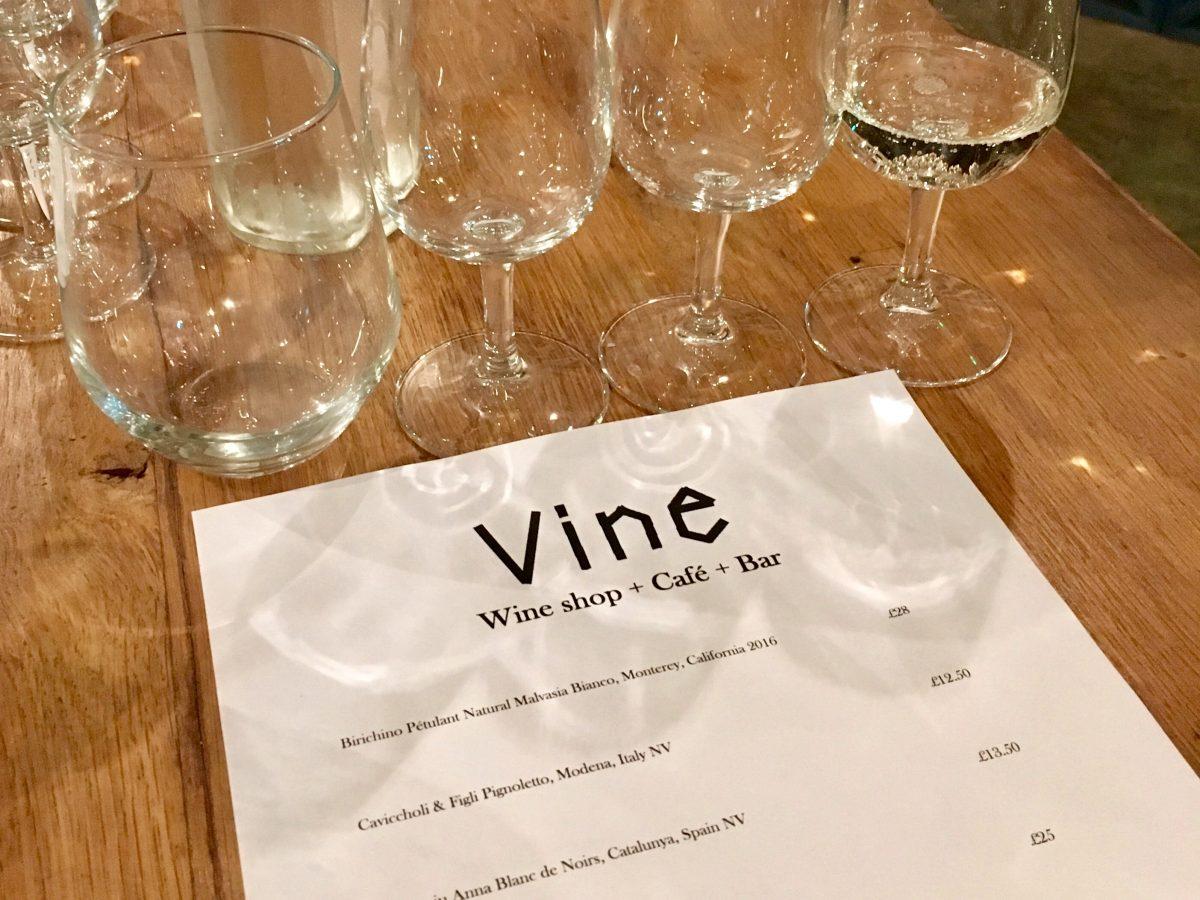 Vine Oxford Fizz Tasting | Image Credit Bitten Oxford