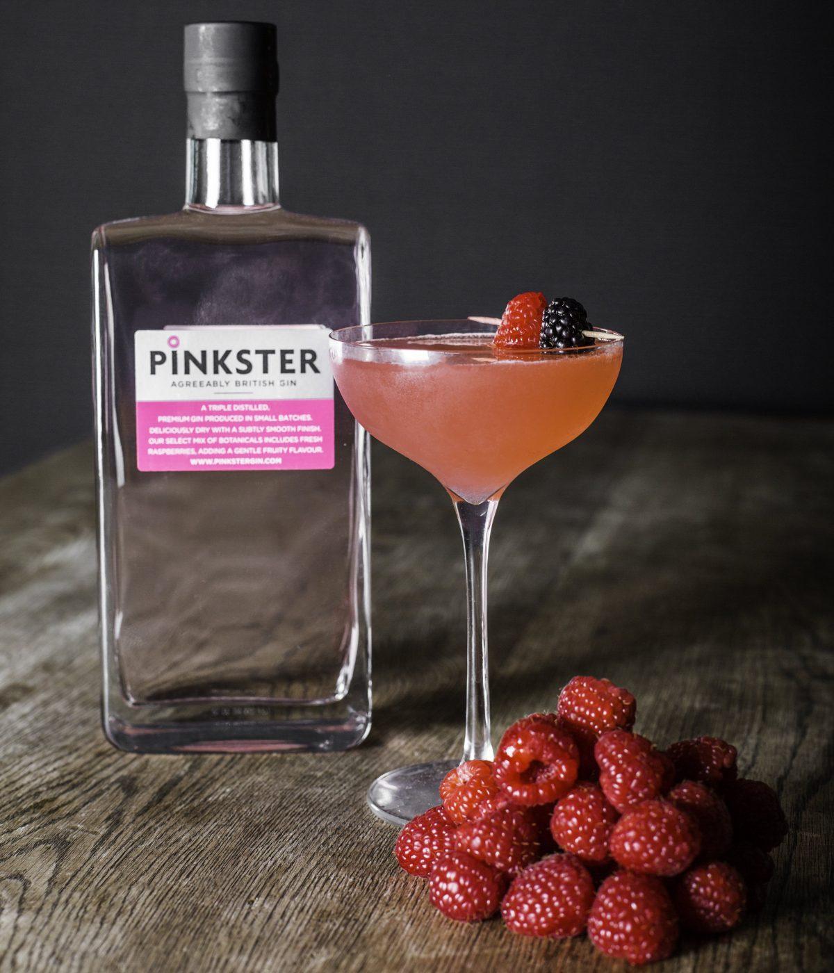 Pinkster Pinktini