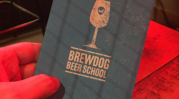 BrewDog: Bar Stool Beer School