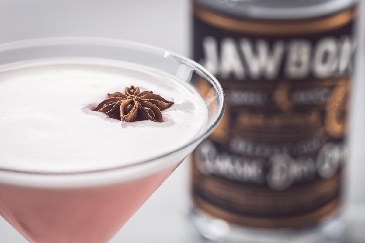 Jawbox Valentine Martini