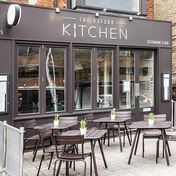 The Oxford Kitchen, Summertown, North Oxford