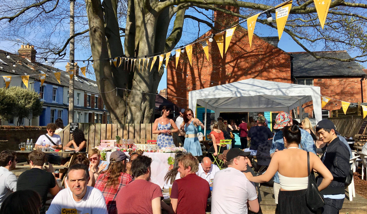 The Chester Beer Festival | Bitten Oxford