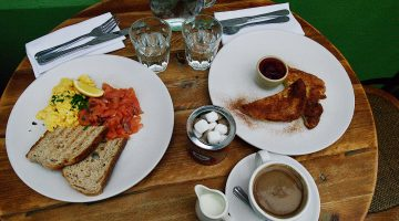 Review: Breakfast at The Black Horse, Thame