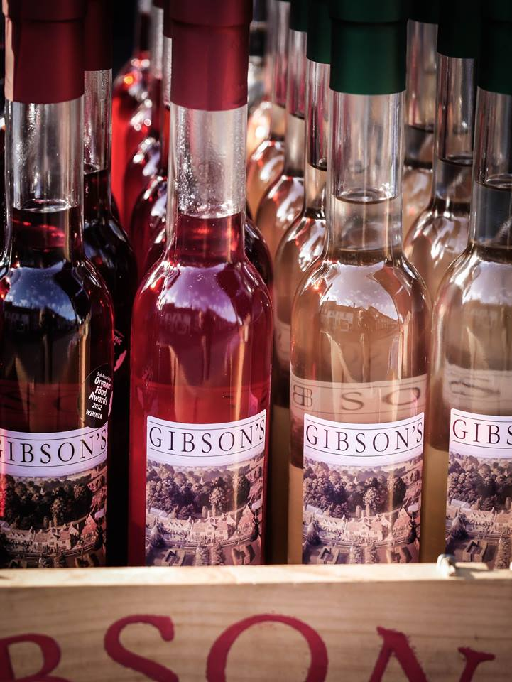 Gibson's Organic Liqueurs