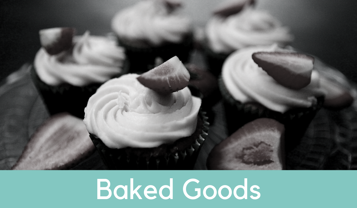 cakes & baked goods