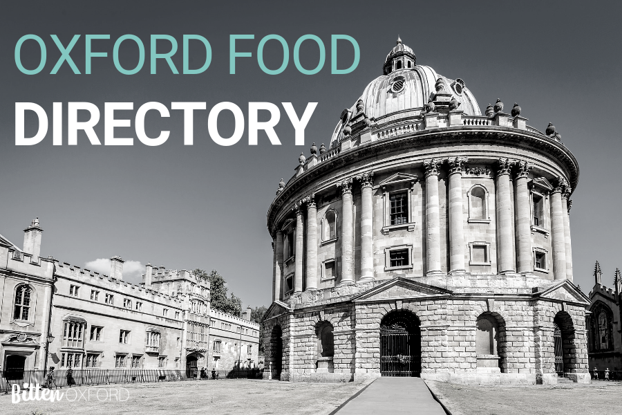 Oxford Food Directory