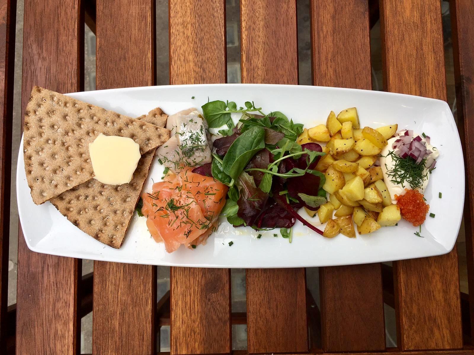 Swedish Midsummer at Skogen Kitchen