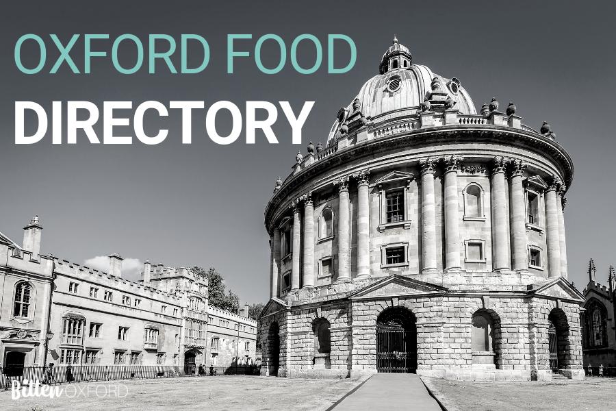 Bitten Oxford Food Directory