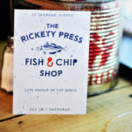 Fish & Chip Night at The Rickety Press