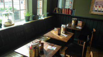 Restaurant Review: The Up In Arms