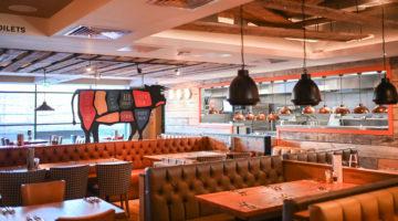Beefeater Kidlington: Restaurant Review