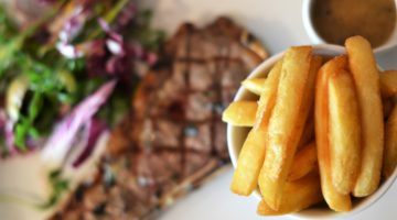 Review: Jericho Grill