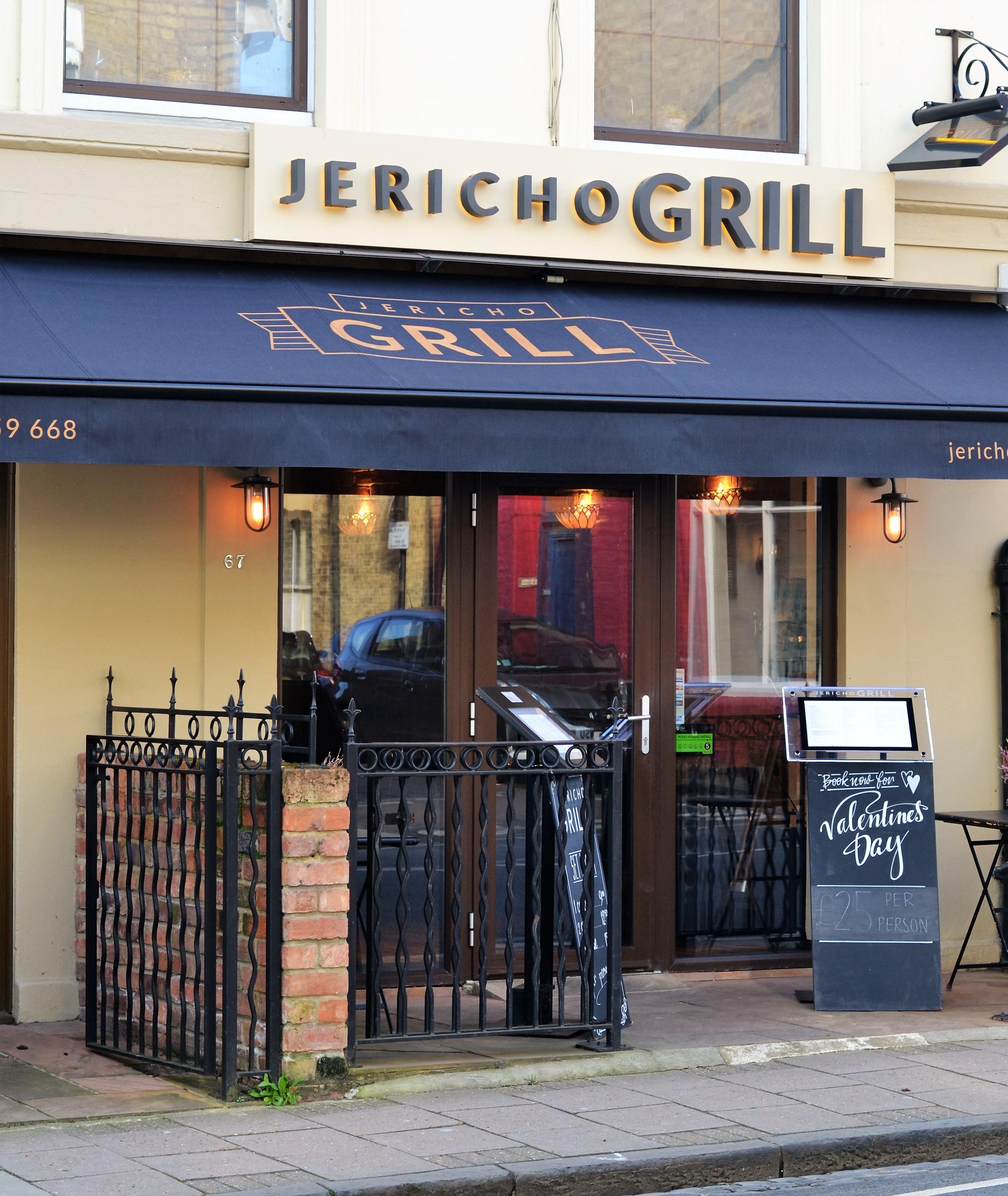 Jericho Grill, Walton Street Oxford